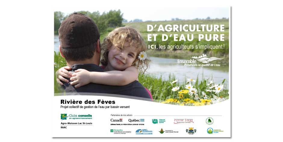 D'agriculture et d'eau pure affiche-4