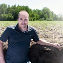 Éric Thibault agronome