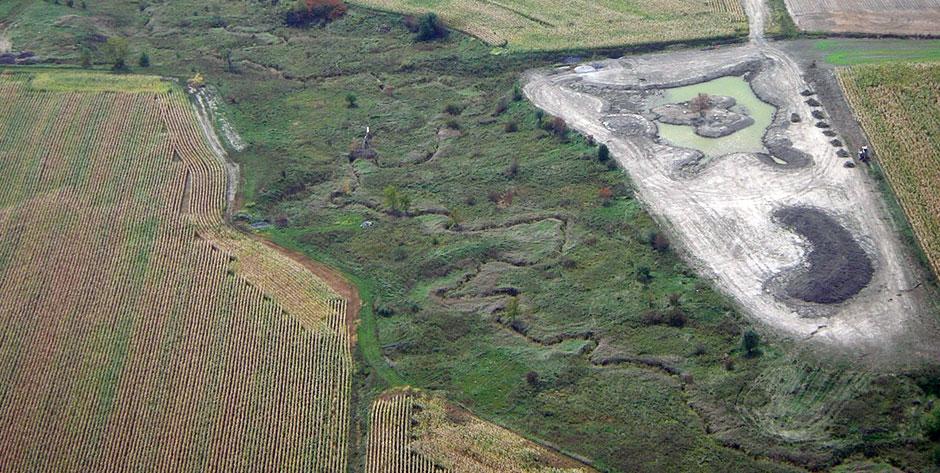 Plan de mise en valeur de la biodiversité en milieu agricole