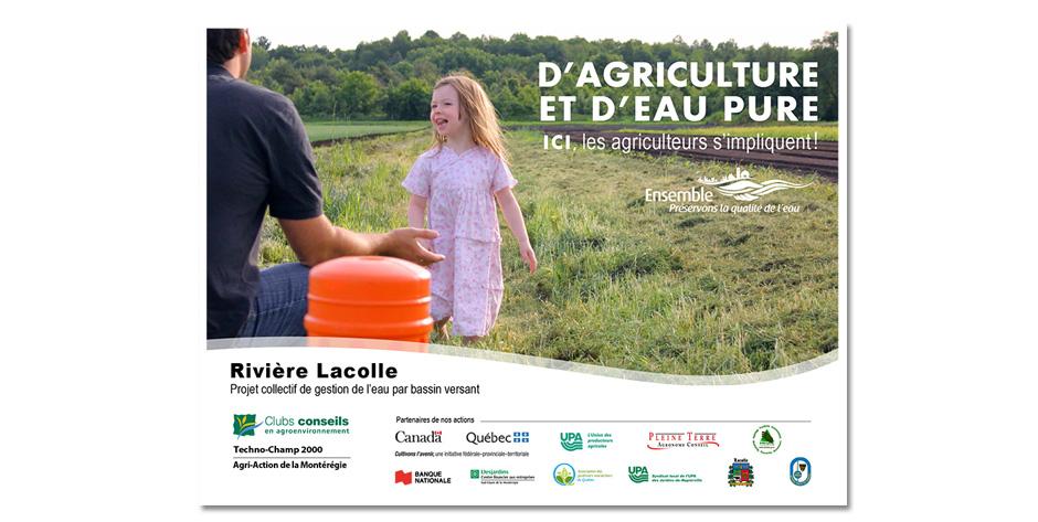 D'agriculture et d'eau pure affiche-2