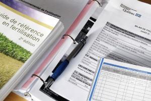 Plan agroenvironnemental de fertilisation (PAEF) et bilan phosphore