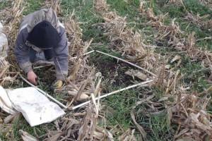 Recherche en conservation des ressources sol et eau