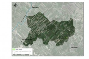 Rivière des Fèves - Projet par bassin versant